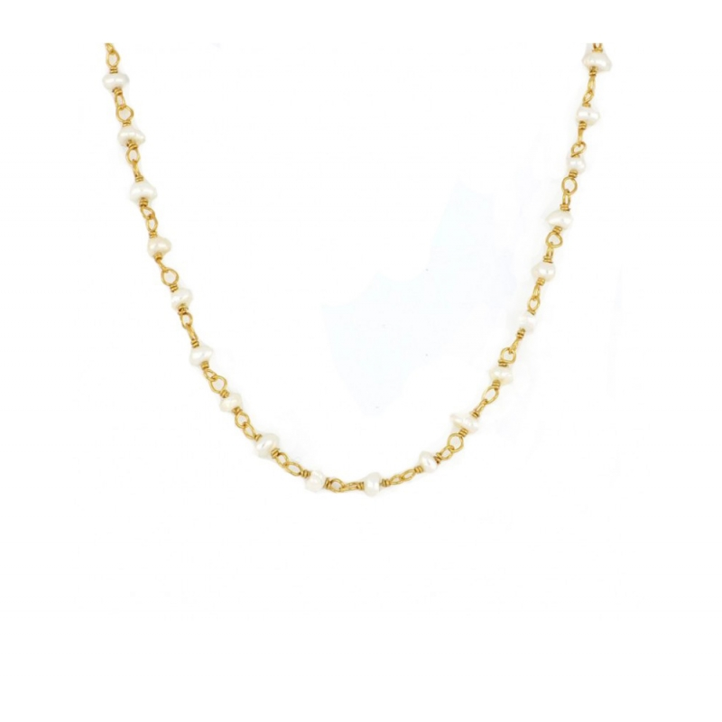 CHOKER BLOOM GOLD